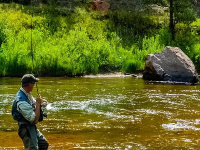 Tarryall Creek Colorado June 2011