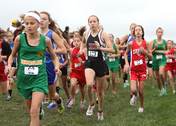 West Central Cross Country