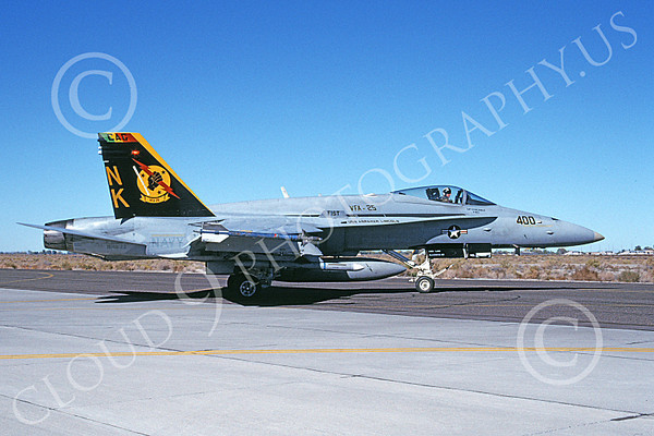 US Navy VFA-25 FIST of the FLEET Military Airplane Pictures