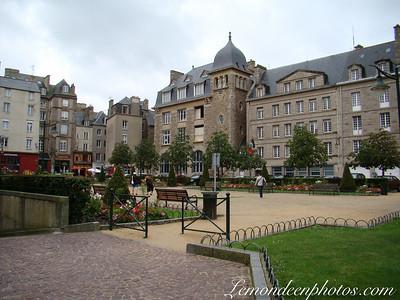 Saint-Malo : Intra-Muros