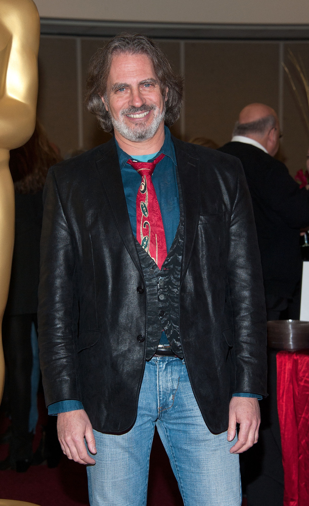 . David Silverman attends  The Academy Of Motion Picture Arts And Sciences Presents Oscar Celebrates: Shorts  at AMPAS Samuel Goldwyn Theater on February 19, 2013 in Beverly Hills, California. (Photo by Valerie Macon/Getty Images)