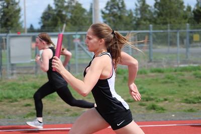US Girls Track & Field at Liberty 4-23-19