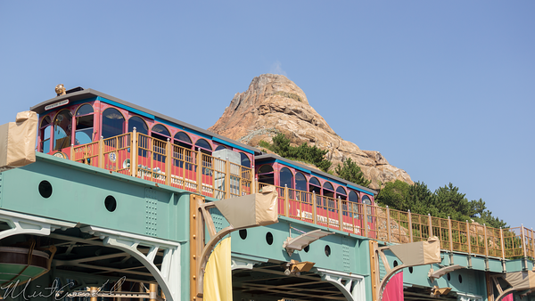 Disneyland Resort, Tokyo Disneyland, Tokyo Disney Sea, Tokyo Disney Resort, Tokyo DisneySea, Tokyo, Disney, Port Discovery, Electric Railway