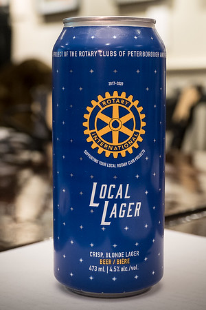 Kevin Duguay on Rotary Beer - Oct 26 2017