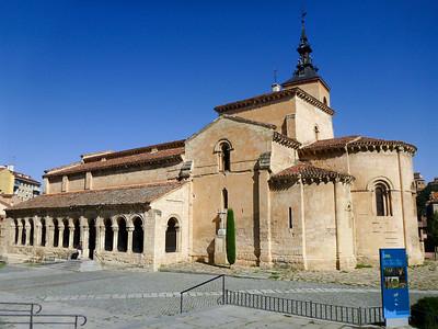 Madrid and Segovia, August 2011