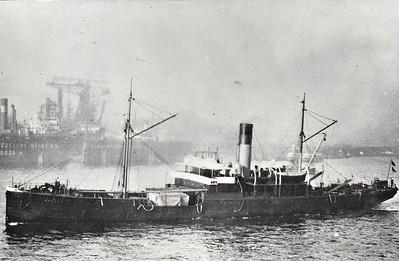 SHIPS OF THE MIDLAND RAILWAY COMPANIES