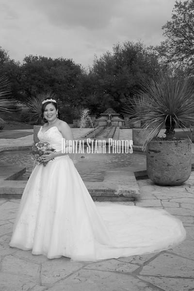 Leann Bridal Portrait
