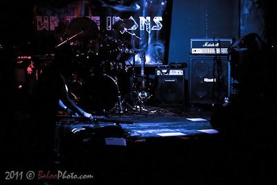 2011.05.06. - Up The Irons a Vadvirágban (1. rész)