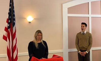 Chelmsford Elks shines bright for veterans - November 11, 2018