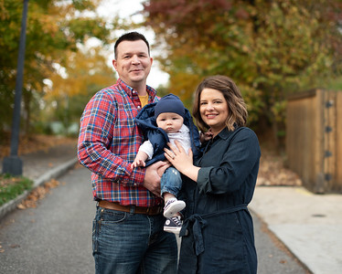 Wells Family, Fall 2018