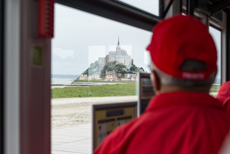 Through the tram window