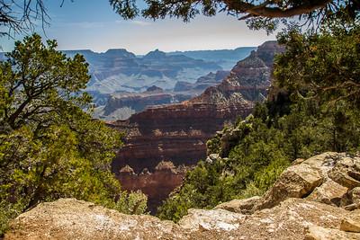 Bryce, Cedar Breaks, Zion, Grand Canyon