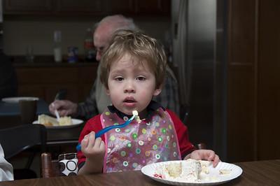 Dylans 3rd Birthday - 2012