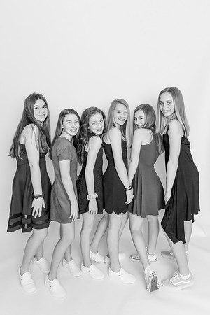 Anna Bennett Valentine's Day Dance 7th Grade
