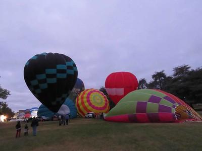 2015 Canberra Balloon Festival