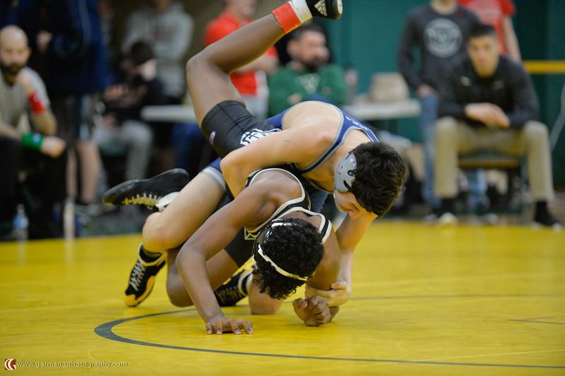 138 Tigard vs Lake Oswego Bout 196 Demisse v Ko