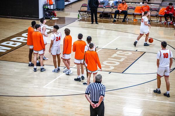 MHS Boys Basketball vs. River View Tournament