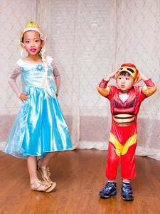 Costume Photoshoot:  October 28, 2014