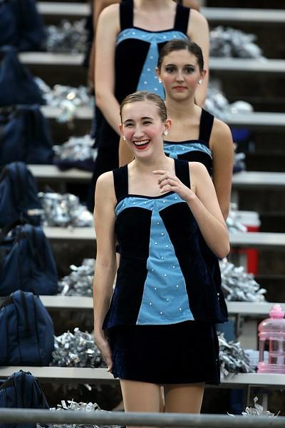 17-Sep-2011 Cheerleaders, Dancers, Band, & Fans