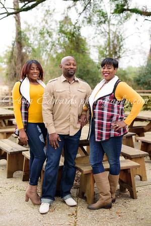 LaVicka's family  |  Deer Run Plantation.  Leary, Georgia