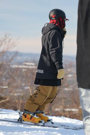 Freeski Slopestyle at Cannon | January 10