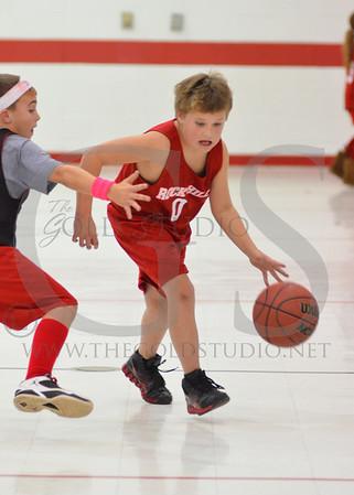 Rock Hill Elm. Basketball 12-1-2012