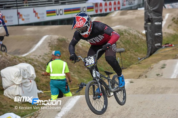 BMX Worlds 2019 - Friday Championship Practise