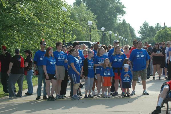 2011 Louisville Fight For Air Walk