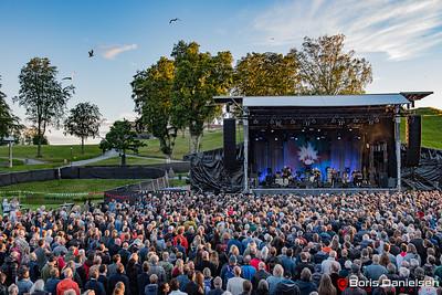 Robert Plant - 02/07/19 @ Fredriksten Festning, Halden.