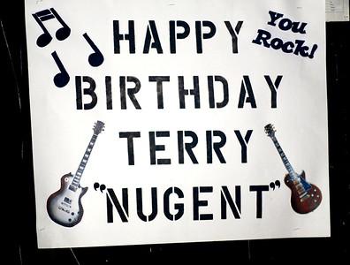 Happy Birthday Terry Nugent of WRECTIFIER