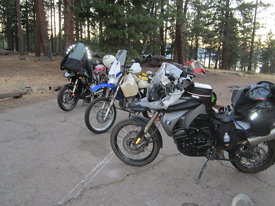 BMW Rally Red Lodge Montana 2016