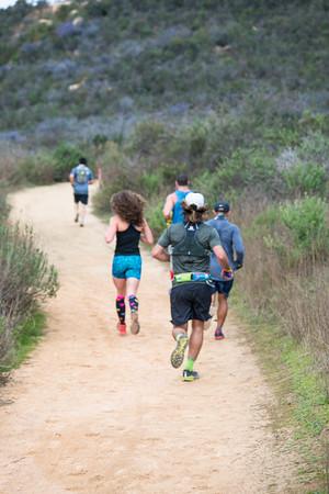 Marathon /Half Marathon - East Ridge trail 1