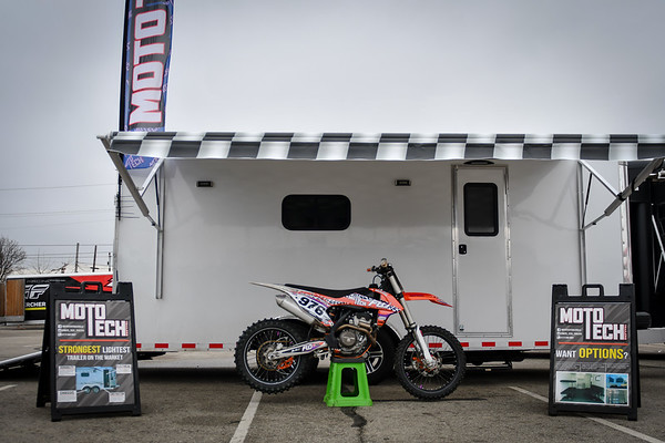 Josh Greco Moto Tech Trailers