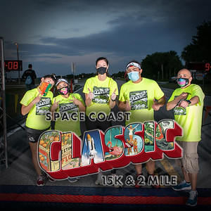 Space Coast Classic 15k and 2 mile, 2021