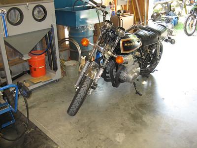 Boren's '77 CB750K