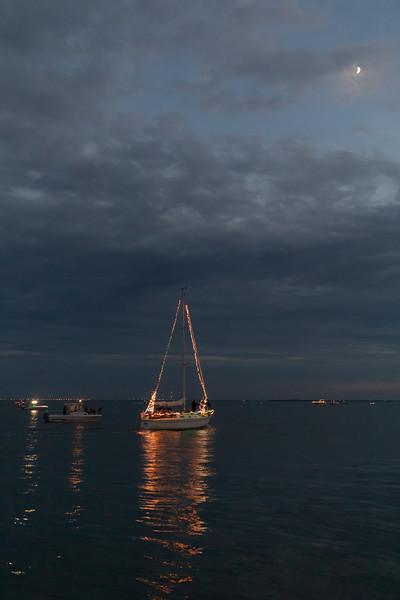 Babylon Holiday Boat Parade 11/21/2020