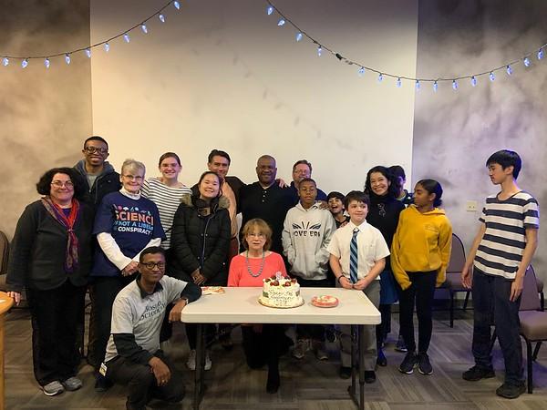SSSF V - Appreciation Event