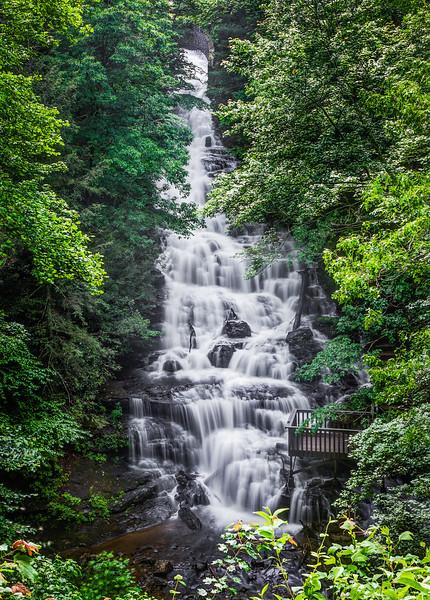 Falls on Wolf Creek