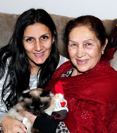 Anita Uberoi med Mamma 2017 Dec