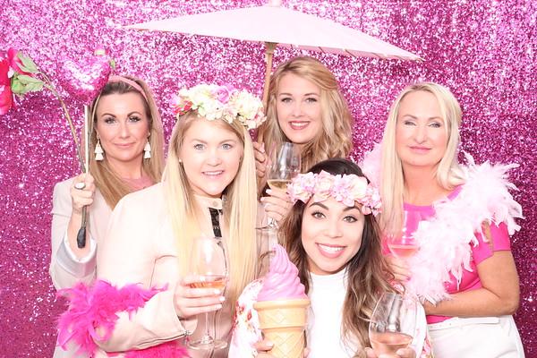 Elizabeth Spencer Rose Party