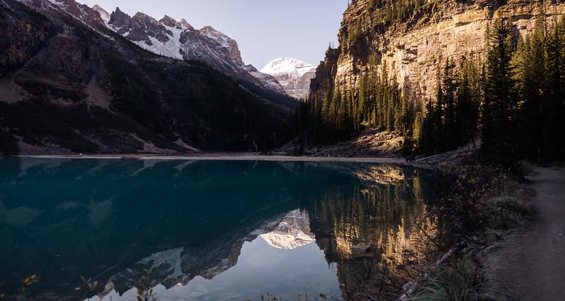 2016.10.03 Banff Lake Louise and Moraine Lake