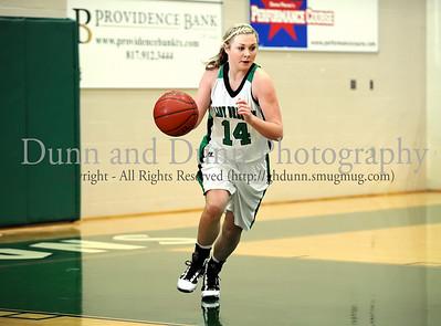 2010-01-11 - Lewisville v Carroll (Varsity Basketball - Women)