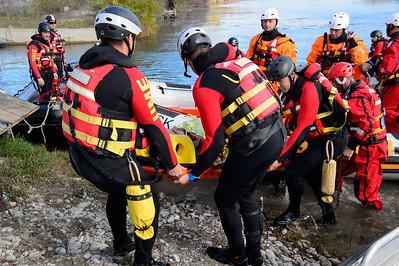08 - Water rescue (Vranjina, 02 Nov 2016)