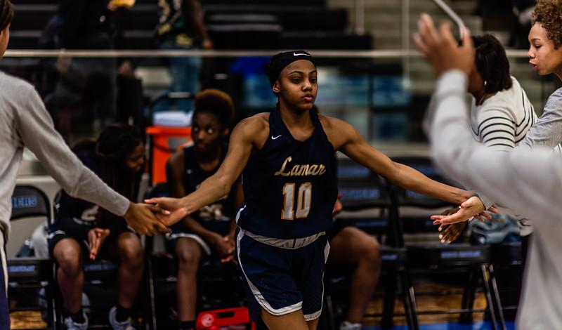 Lady Panthers vs  Lamar Vikings 01-17-20--11