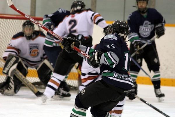 Spokane Tournament - Championship Game vs Surrey