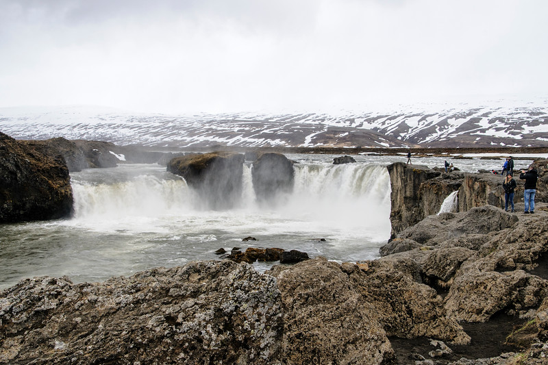 Goðafoss Waterfall - Mývatn district, Iceland