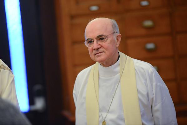 Archbishop Carlo Maria Vig