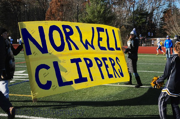Peewee - Norwell vs. Rockland