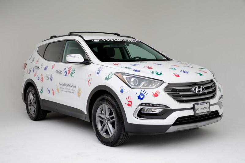 Hyundai Hope on Wheels Santa Fe