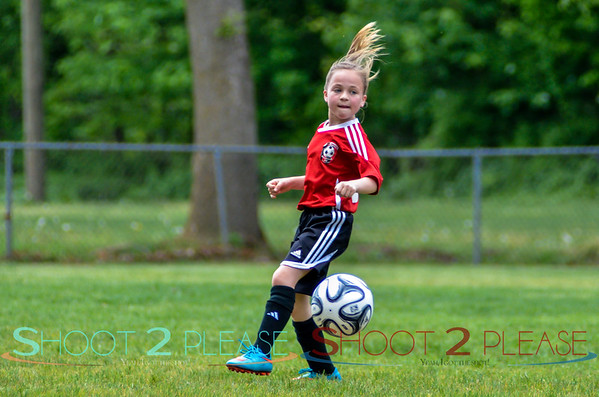 May 17 - U9 Girls Soccer